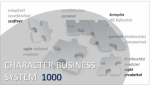 CHARACTER BUSINESS SYSTEM 1000 PROFESSIONAL
